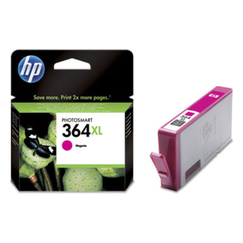 HP 364XL Magenta Ink Cartridge