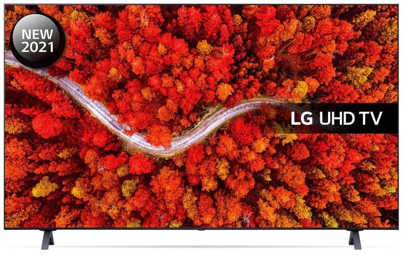 "LG 60UP80003 60"" 4K Ultra HD Smart Active HDR TV"