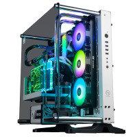 AlphaSync RTX 3080 Intel Core i9 64GB RAM 4TB HDD 2TB SSD Custom Watercooled Gaming Desktop PC