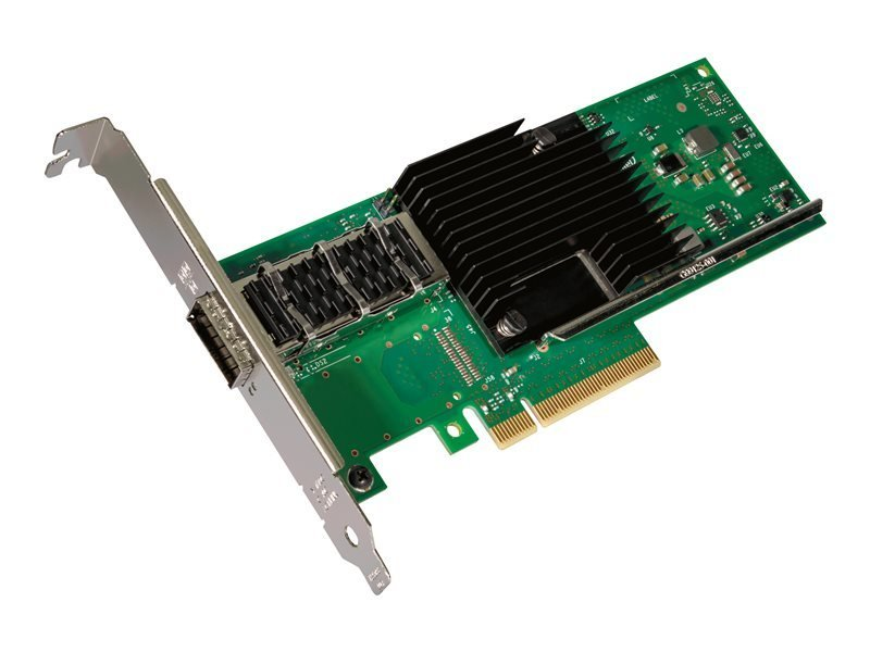 Intel Ethernet Converged Network Adapter XL710-QDA1 - Network Adapter - PCIe 3.0 x8 - 40 Gigabit QSF