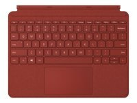 EXDISPLAY Microsoft Surface Go Type Cover - Poppy Red