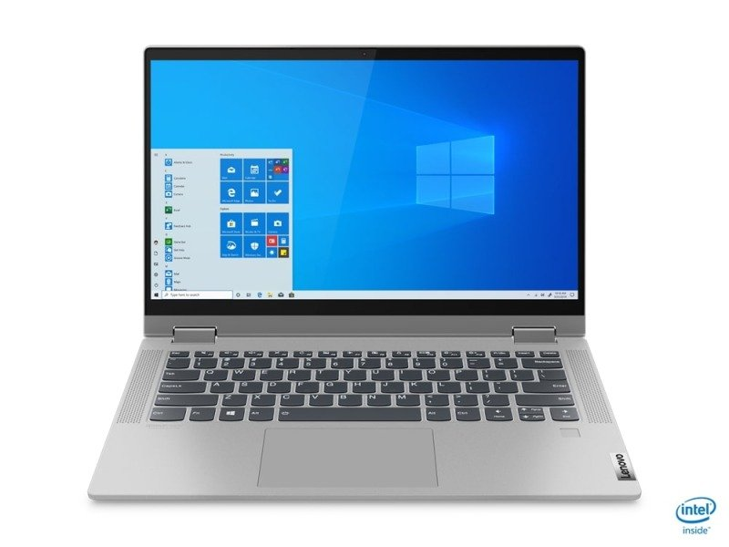 """Lenovo IdeaPad Flex 5i Core i3 4GB 128GB SSD 14"""" FHD Win10 Home S Touchscreen Convertible Laptop"""