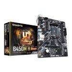EXDISPLAY Gigabyte B450M H DDR4 mATX Motherboard