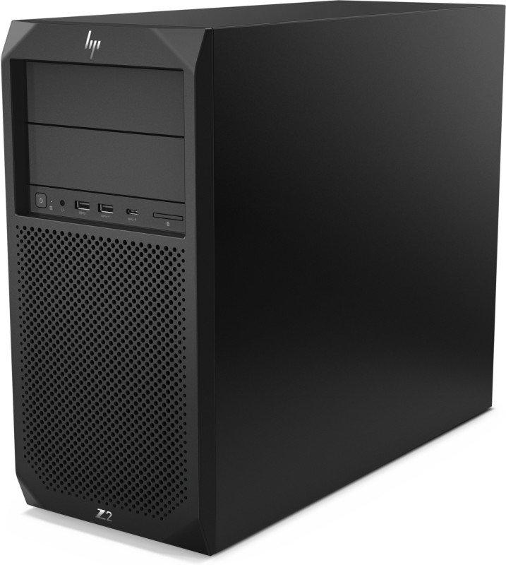 Image of HP Z2 G4 DDR4-SDRAM i7-9700K Tower 9th gen Intel Core i7 16 GB 512 GB SSD Windows 10 Pro Workstation Black
