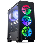 AlphaSync Diamond RTX 3060 AMD Ryzen 5 16GB RAM 1TB HDD 500GB SSD Gaming Desktop PC