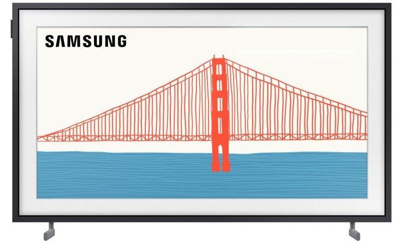 """Image of Samsung QE49LS03R Frame 49"""" Ultra HD 4K QLED Smart TV"""