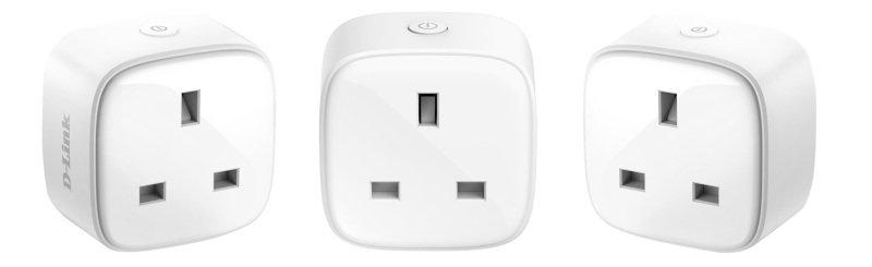 My D-Link WiFi Smart Plug - 3 Pack