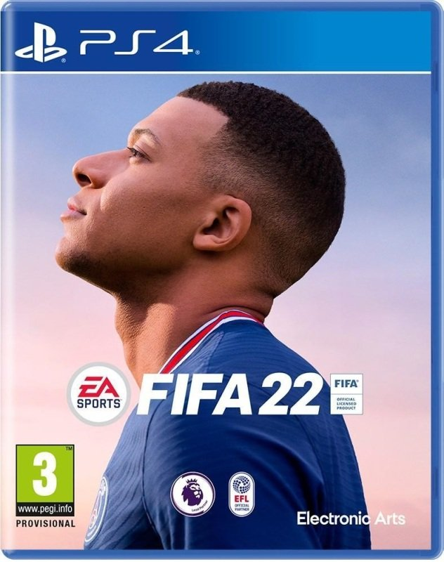 Image of FIFA 22 PS4