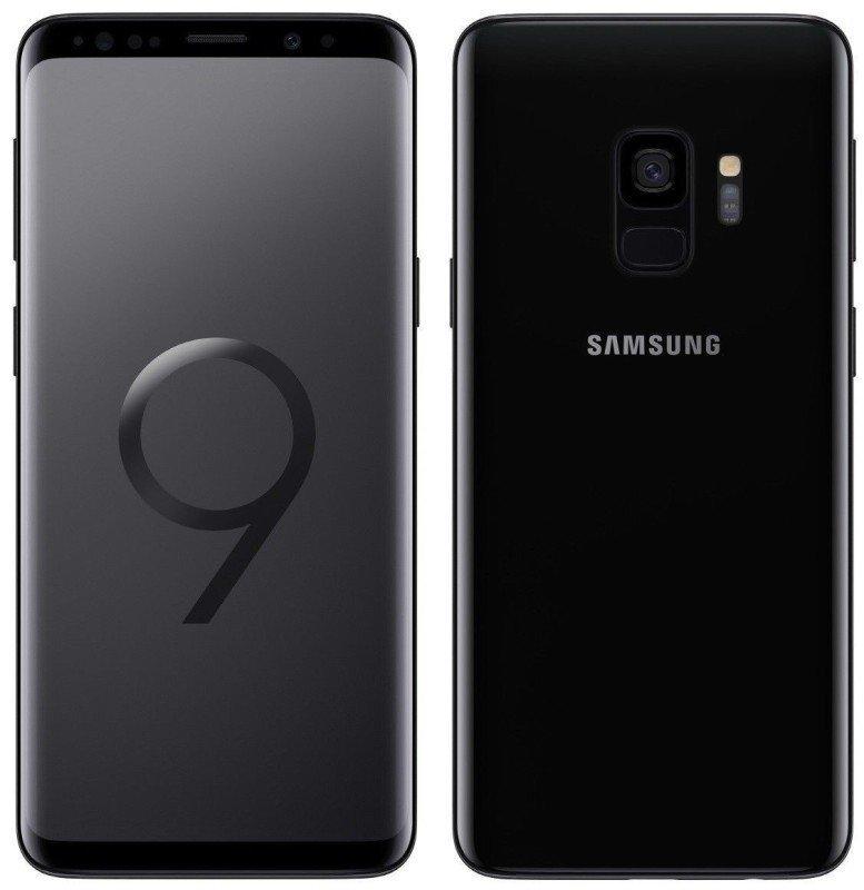 Refurbished Pristine - Samsung Galaxy S9 64GB Smartphone - Black