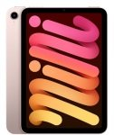 £619.98, Apple iPad Mini 6 64GB Wi-Fi + Cellular Tablet - Pink, Screen Size: 8.3inch, Capacity: 64GB, Colour: Pink, Networking: WIFI,Bluetooth,LTE,
