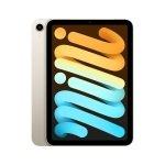 £619.98, Apple iPad Mini 6 64GB Wi-Fi + Cellular Tablet - Starlight, Screen Size: 8.3inch, Capacity: 64GB, Colour: Starlight, Networking: WIFI,Bluetooth,LTE,
