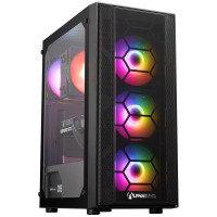 AlphaSync Onyx GTX 1660 SUPER Intel Core i5 16GB RAM 1TB HDD 500GB SSD Gaming Desktop PC
