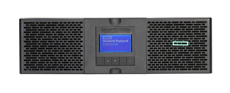 HPE R6000 Dual Conversion Online UPS - 3U Rack-mountable