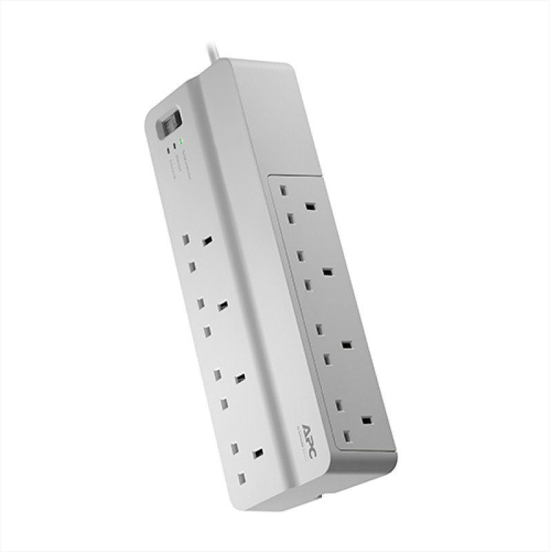 EXDISPLAY APC Essential SurgeArrest 8 outlets 230V UK