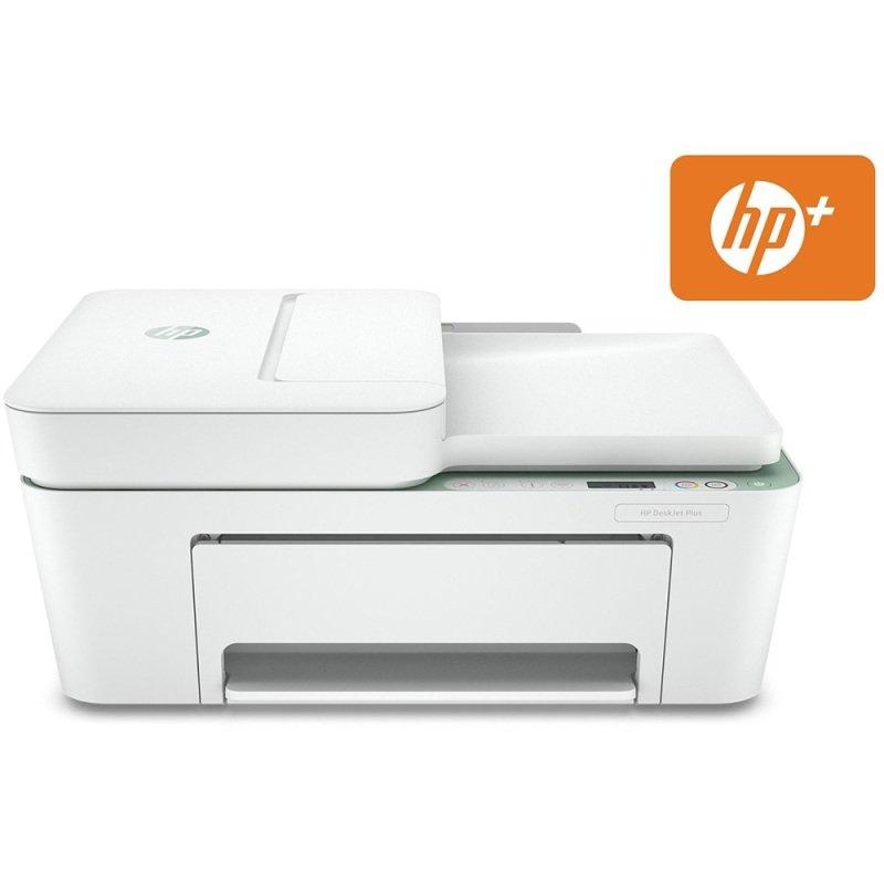 HP DeskJet 4122e A4 Colour Multifunction Inkjet Printer with HP Plus