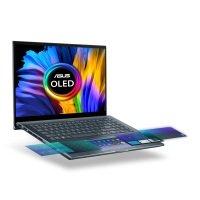 "ASUS 4K OLED ZenBook 15 Core i7 16GB 1TB SSD GTX 1650Ti 15.6"" Ultra HD Win10 Home Touchscreen Laptop"