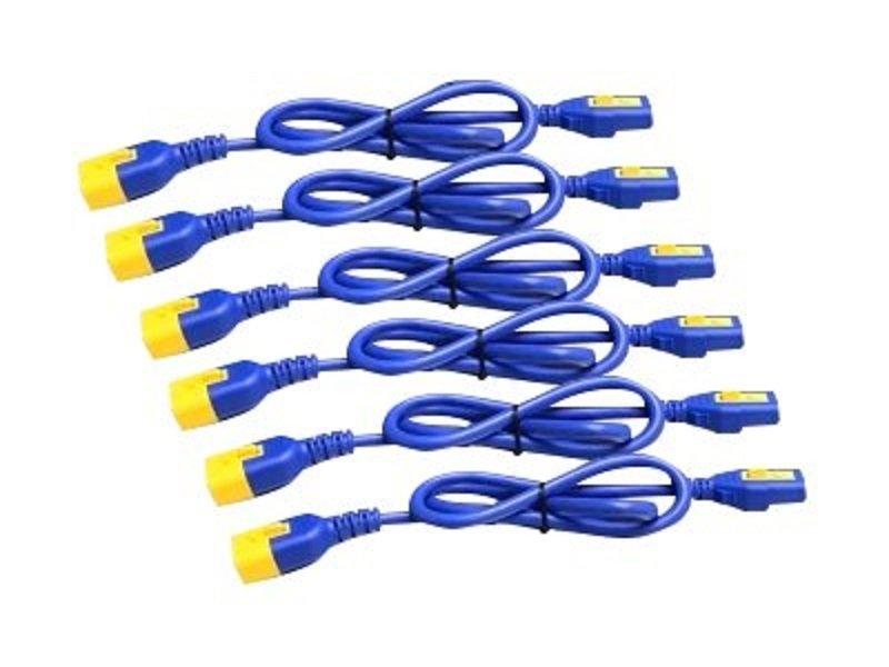 APC AP8000 - Power Cable - IEC 60320 C13 to IEC 60320 C14 - 1.83M