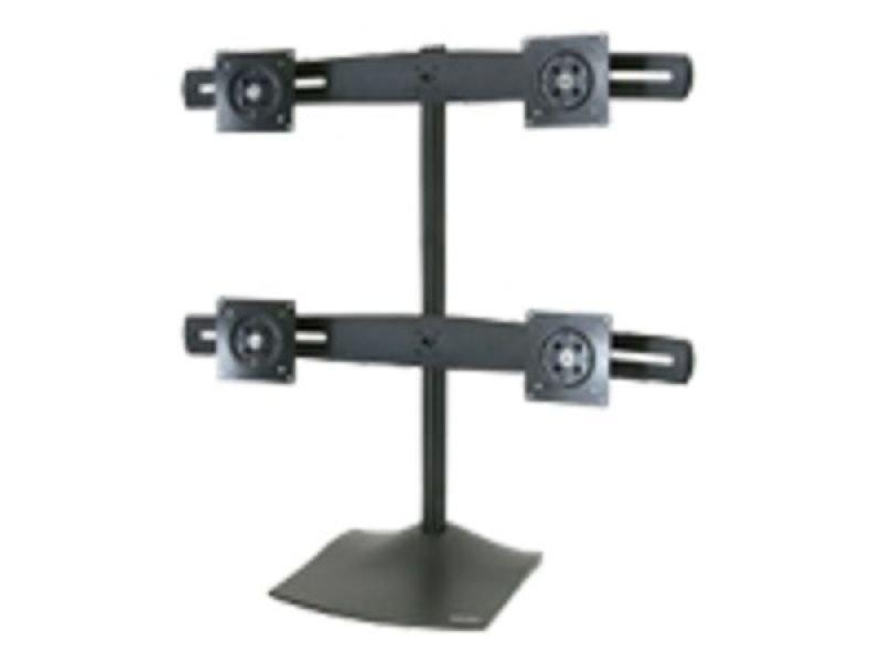 Ergotron Ds100 Quad-monitor Desk Stand for flat panels