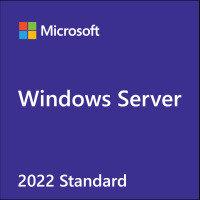Microsoft Windows Server 2022 Standard 64-bit - License - 24 Core - OEM - DVD-ROM - PC