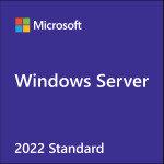 Microsoft Windows Server 2022 Standard - License - 4 Additional Core - OEM, Medialess, Keyless, APOS