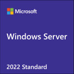 Microsoft Windows Server 2022 Standard - License - 4 Additional Core - OEM, Medialess, Keyless, POS