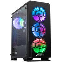 AlphaSync Diamond AMD Ryzen 5 16GB RAM 500GB SSD Gaming Desktop PC