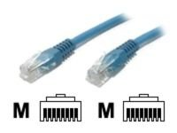 StarTech.com Molded Cat 5e UTP Patch Cable - Blue - 75ft
