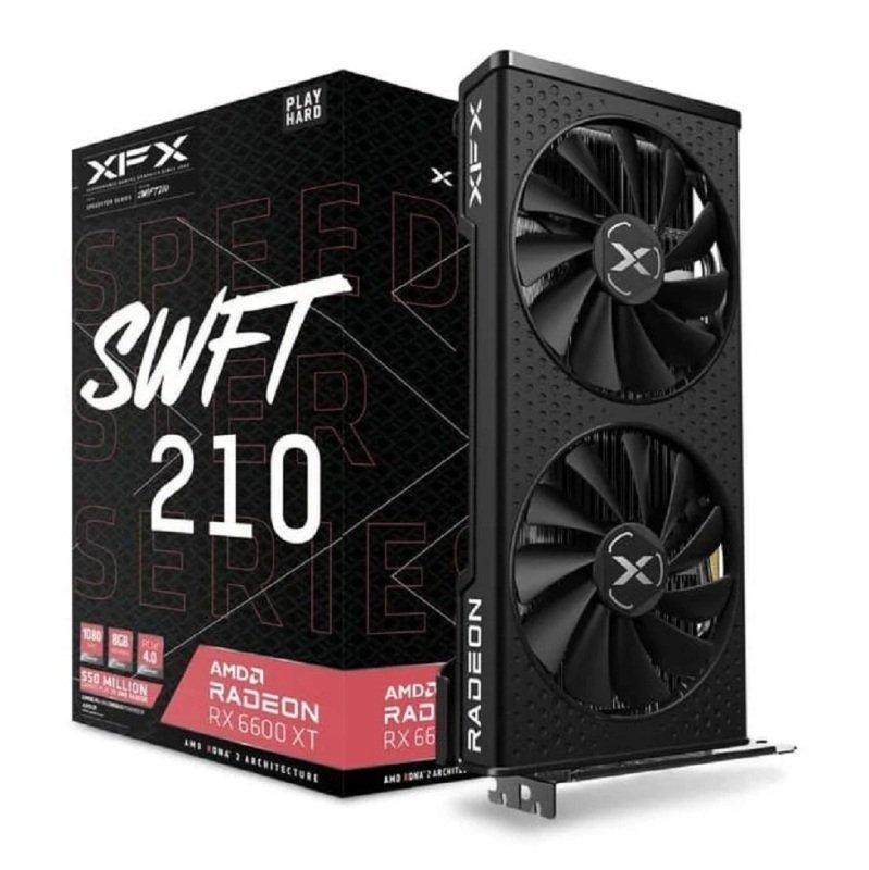 XFX Radeon RX 6600 XT 8GB Speedster SWFT 210 Graphics Card