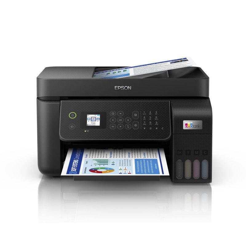 Epson Ecotank ET-4800 Multifunction Colour A4 Inkjet Printer