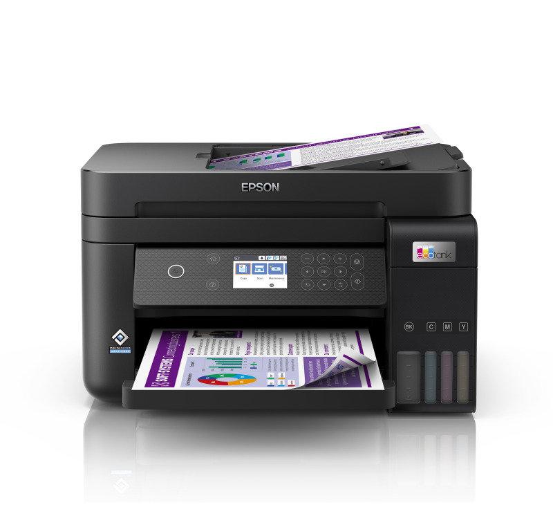 Epson Ecotank ET-3850 Multifunction Colour A4 Inkjet Printer