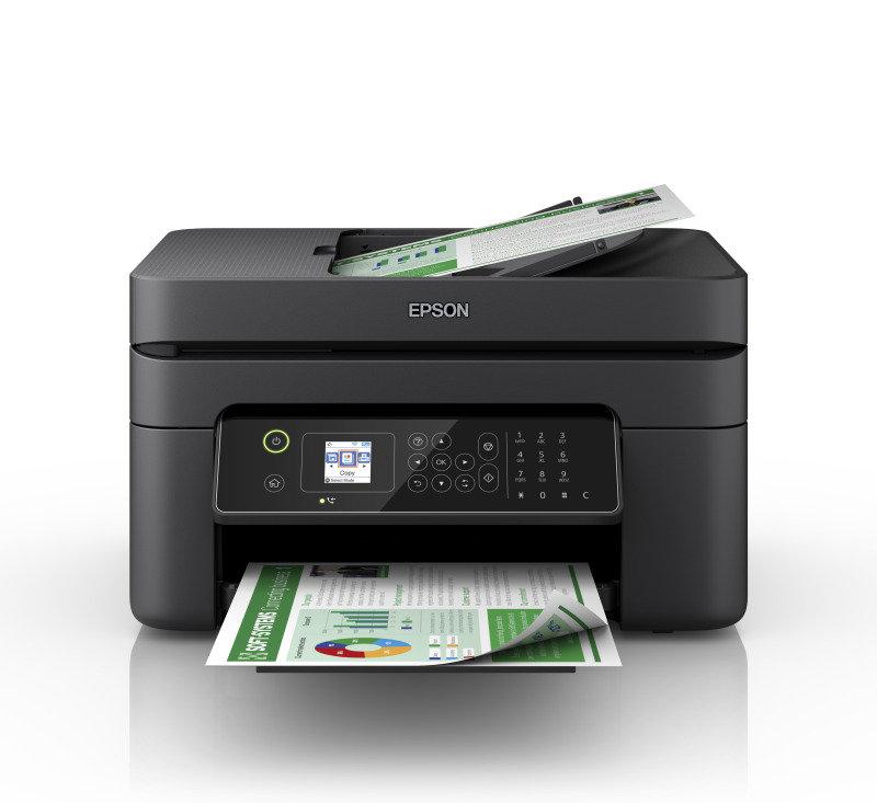 Epson Workforce WF-2840DWF Multifunction Colour A4 Inkjet Printer