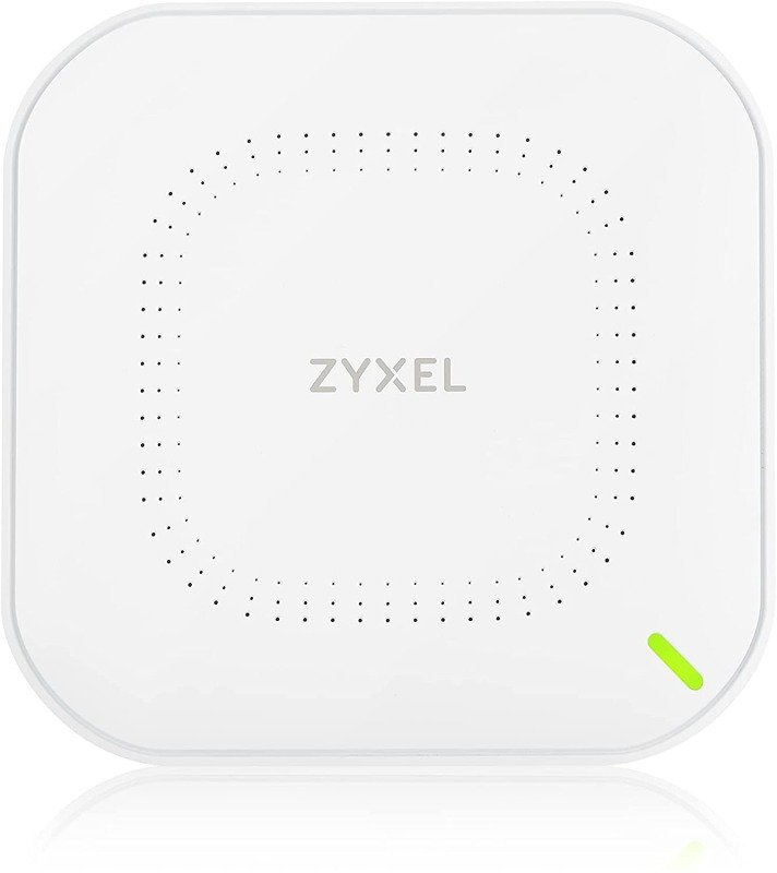 ZyXEL True WiFi6 AX1800 Wireless Access Point (802.11ax Dual Band), 1,77Gbps with ODFMA and Dual 2x2