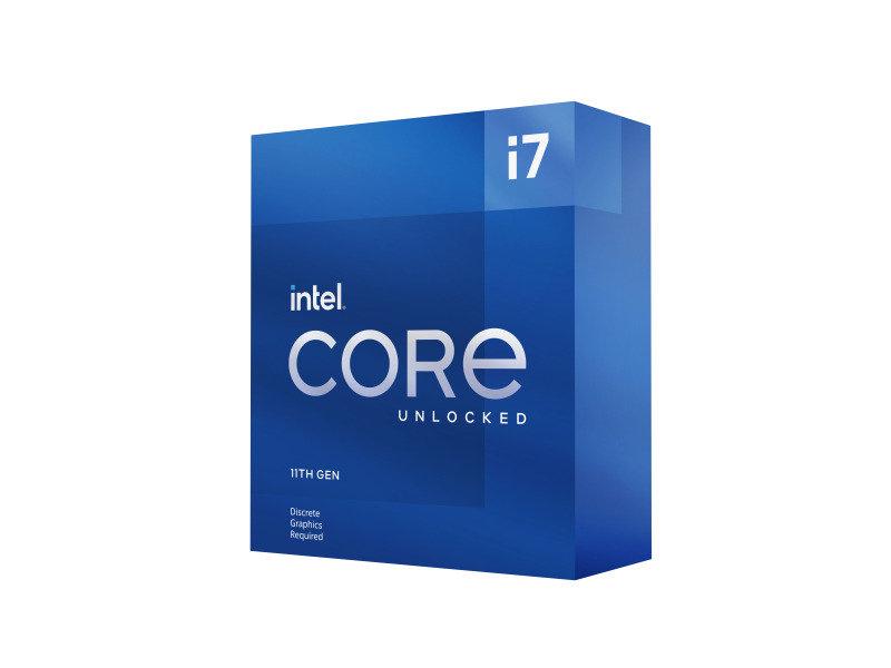 EXDISPLAY Intel Core i7 11700KF 11th Gen Rocket Lake 8 Core Processor