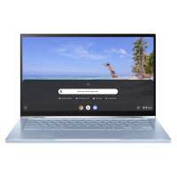 "ASUS C433TA Core i5 8GB 128GB eMMC 14"" FHD Touchscreen Convertible Chromebook"