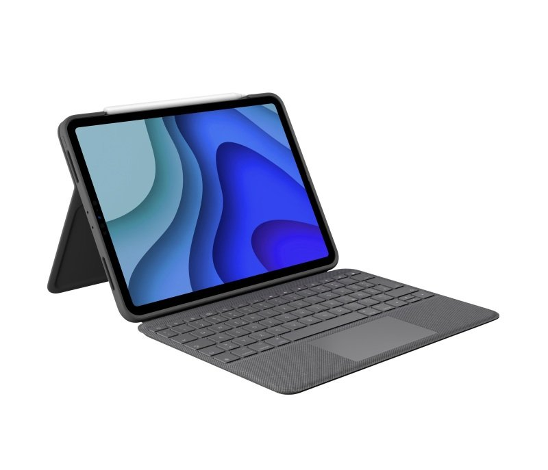 Folio Tch f/iPad Air 4thGen OX GREY UK