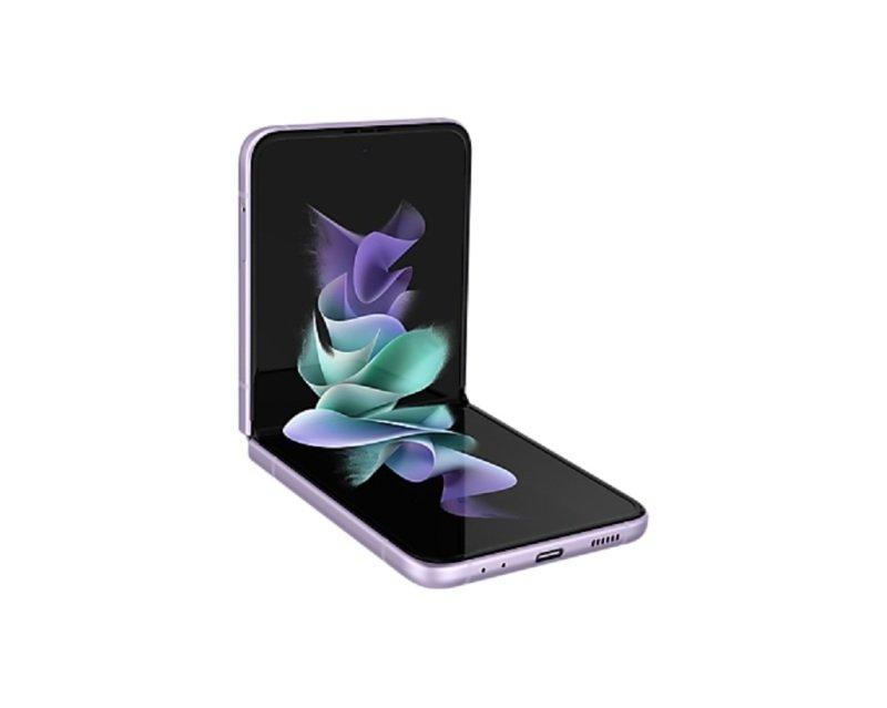 EXDISPLAY Samsung Galaxy Z Flip3 5G 256GB Smarthphone - Lavender