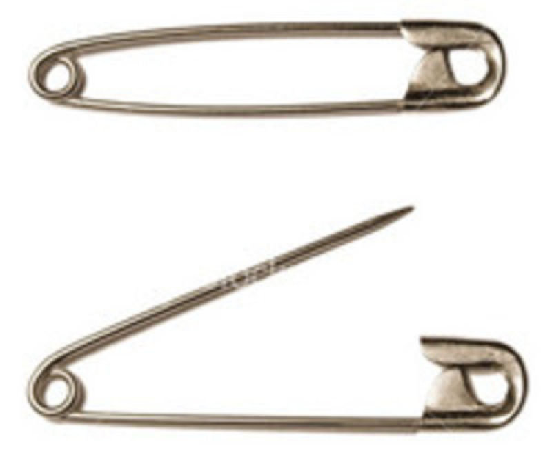 Wallace Cameron Safety Pins - 36 Pack