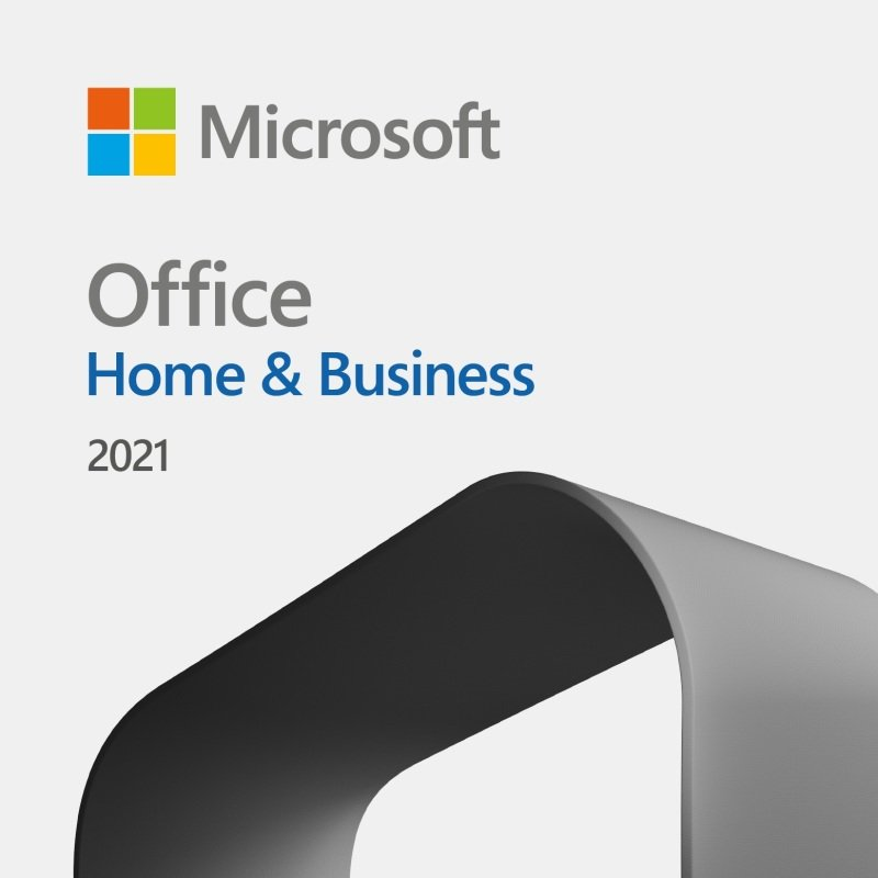 Microsoft Office Home and Business 2021 Medialess