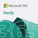 Microsoft 365 Family Software License - 1 Year - 1 License