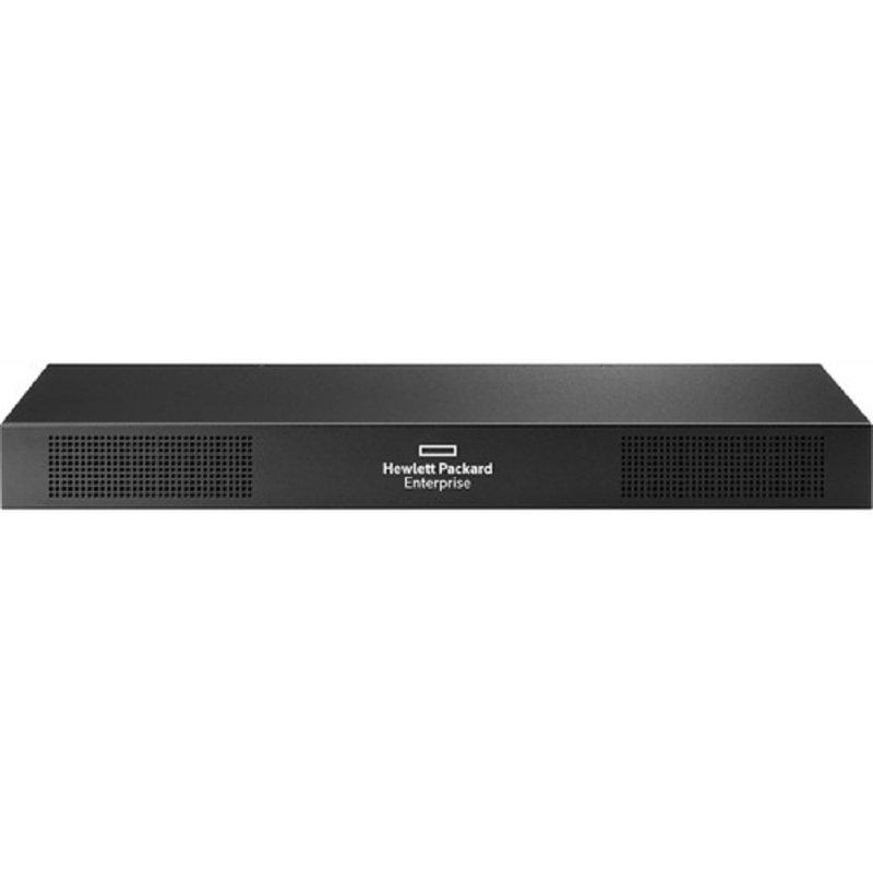 HPE Digital KVM Switchbox - Rack-mountable 1U - 1600 x 1200Network (RJ-45)