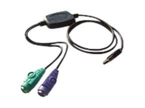 ATEN UC10KM Keyboard / Mouse Adapter - USB