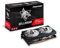 PowerColor Radeon RX 6600 8GB Hellhound Graphics Card