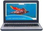 "ASUS VivoBook with 3 Year Warranty W202 Celeron N3350 4GB 64GB eMMC 11.6"" Win10 Pro Laptop"