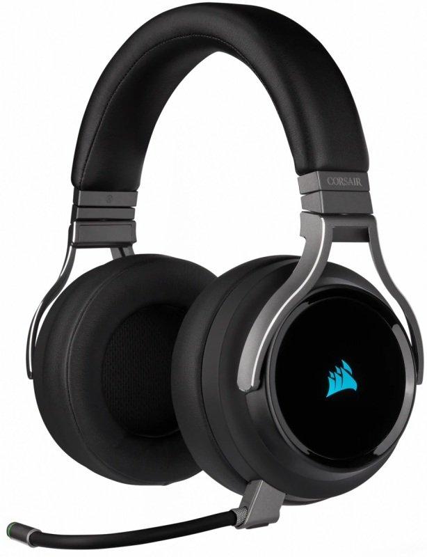 Refurbished by Corsair Virtuoso Wireless Gaming Headset, Carbon