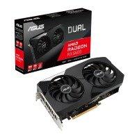 ASUS Radeon RX 6600 8GB DUAL Graphics Card