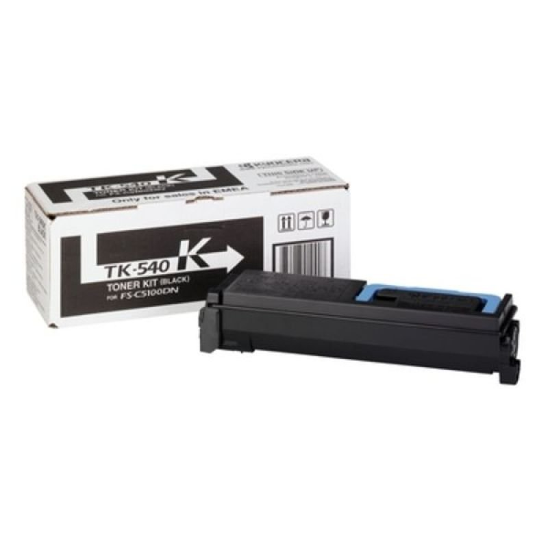 Kyocera FS-C5100dn Black Toner Cartridge