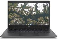 """HP Chromebook 14 G6, Intel Celeron N4020 1.1GHz, 4GB DDR4, 32GB eMMC, 14"""" HD, Chrome OS Laptop - 9TX90EA"""