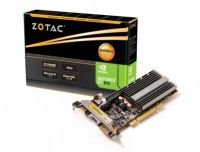 Zotac GT 610 512MB GDDR3 DVI VGA HDMI PCI Graphics Card