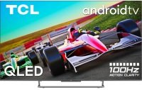 """TCL QLED 55C728K 55"""" Smart 4K QLED Ultra HD TV with 100hz Motion Clarity Pro"""