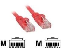 C2G,  ASSEMBLED RED CAT5E PVC UTP PATCH C, 1.5m